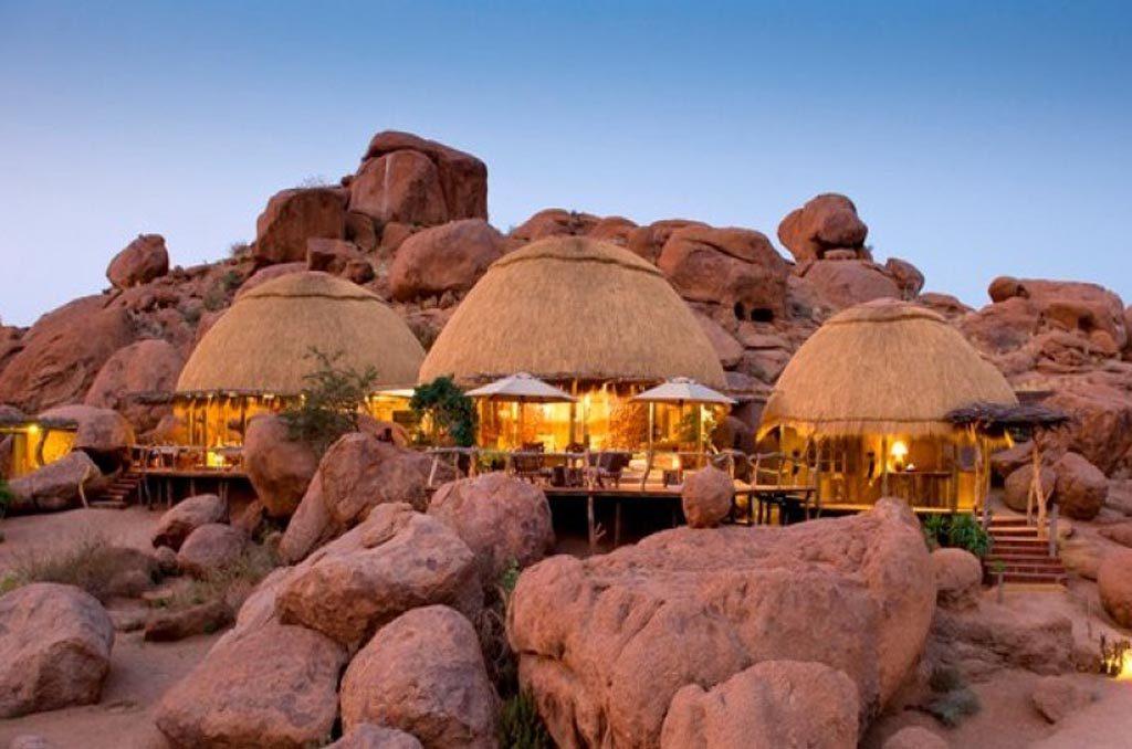 6 days namibia classic safari african travel hub