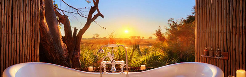 7 Days Botswana Honeymoon Safari