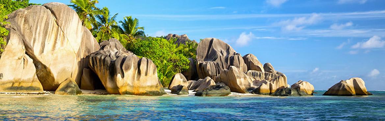 Seychelles holiday beach