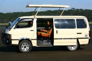 Safari Micro Van