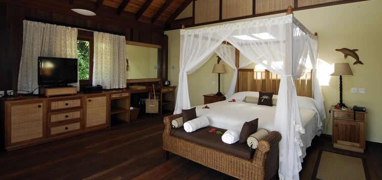 Cerf Island Rooms