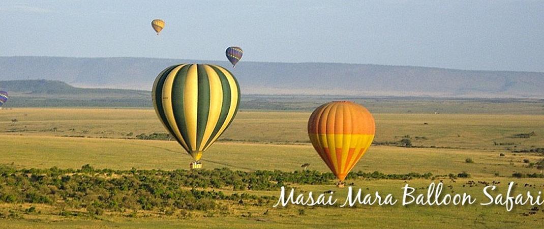 Hot Air Balloon Safaris Masai Mara