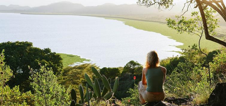 1 Day Crescent Island Walking Safari And Naivasha Boat Ride